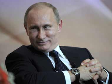 Putin's rival could be barred from Russian elections