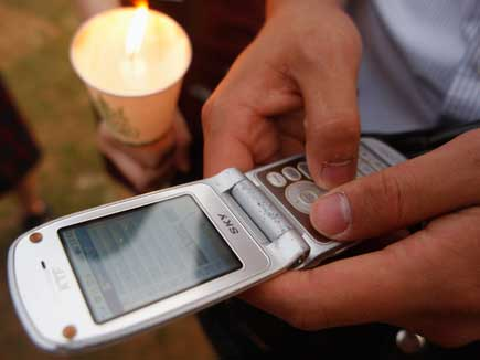 Is the SMS heading towards a slow death?