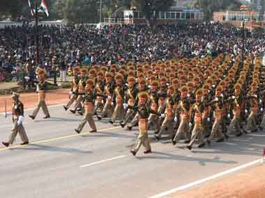 Republic Day parade: Armed cover to Mahatma Gandhis samadhi in Raj Ghat to be part of CISF tableau