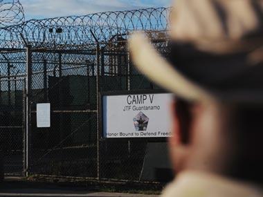 File photo of Guantanamo Bay prison. Reuters