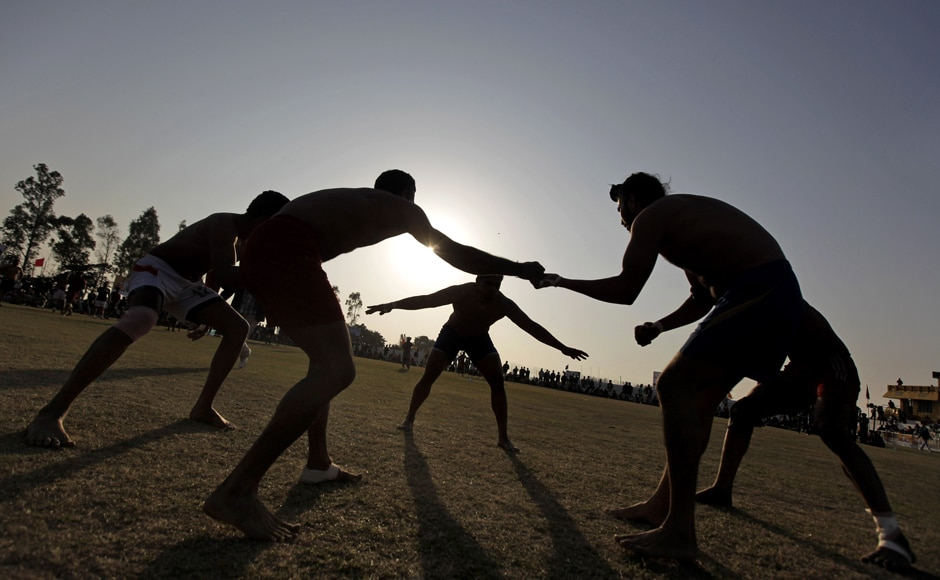 India's rural Olympics: A spectacle of strength, showmanship and many Sikhs