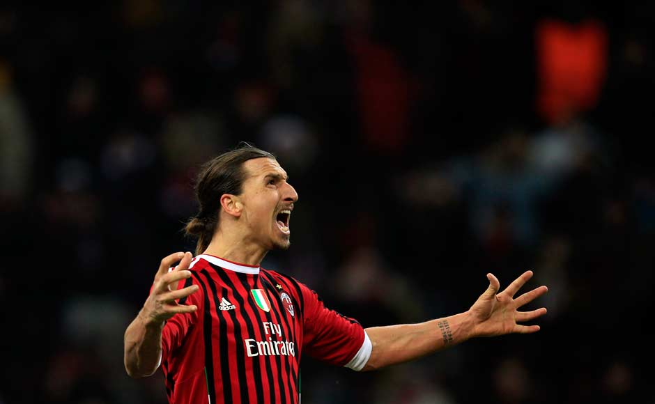 Images: Milan simply outclass Wenger's Arsenal