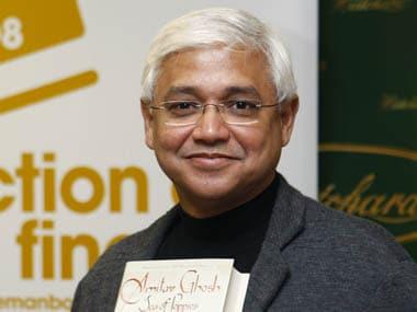 Amitav Ghsoh. Reuters