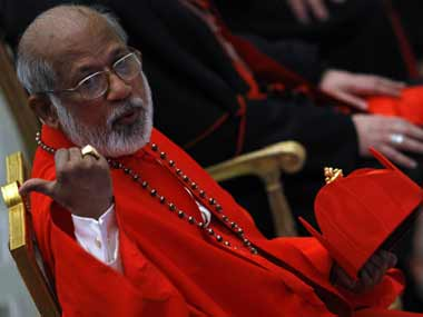 Cardinal George Alencherry