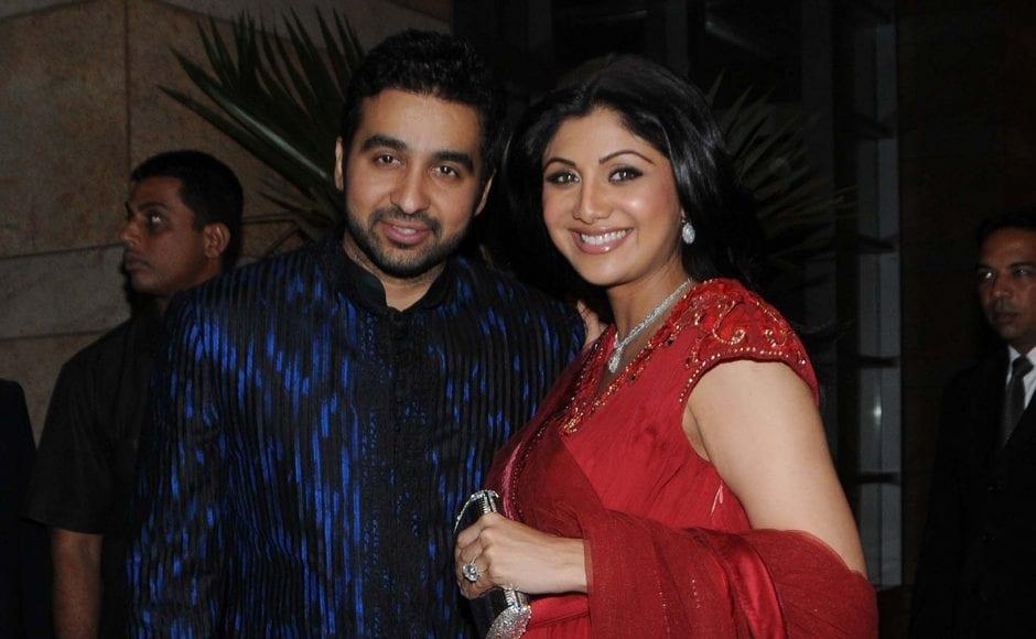 Snapped! Shilpa Shetty's baby bump