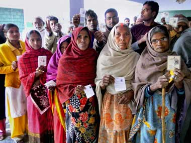 UP polls: Over 46 percent polling till late afternoon
