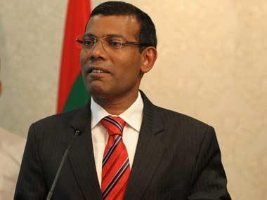 Former Maldives president Mohamad Nasheed. Reuters