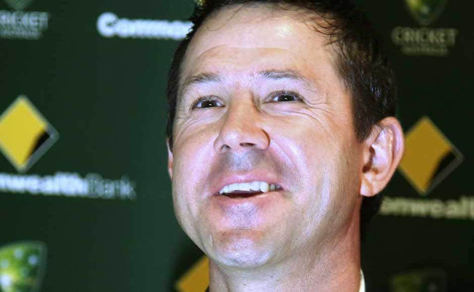 Images: It's curtains for Ponting's ODI career