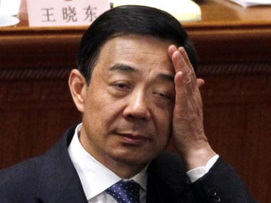 China replaces once-powerful boss of Chongqing, Bo Xilai