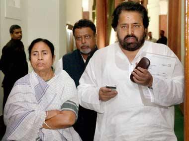 TMC MP Sudip Bandyopadhyaya in a file image. PTI