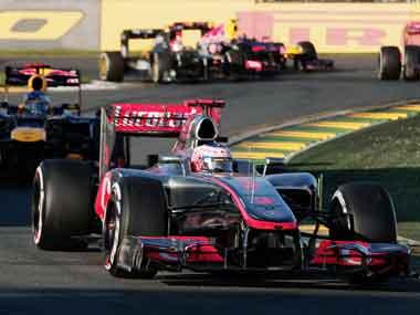 F1: A good looking car is a fast car