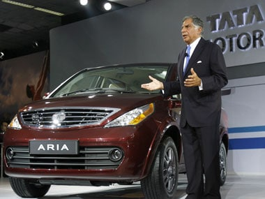 Duty hike hits Tata Motors, prices to be up by Rs 35k