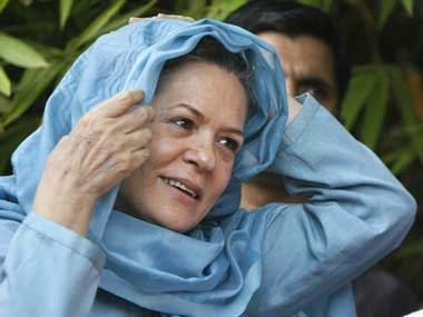 US website says Sonia wealth at -19 bn; time to sue?