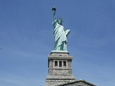 Statue of Liberty. Reuters