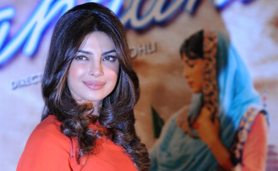 Priyanka Chopra promotes Teri Meri Kahani. Raju Shelar/ Firstpost