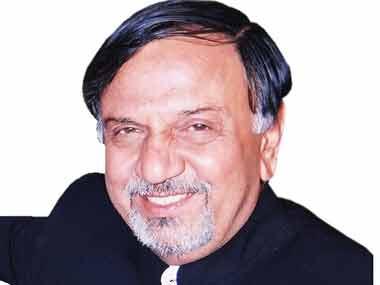 File image of former CIC Shailesh Gandhi.Image Courtesy Central Information Commission