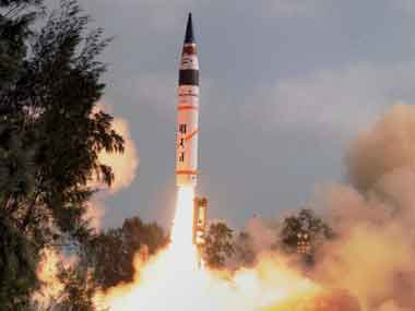 India downplaying Agni-Vs potential: Chinese expert