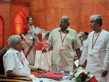 CPI(M) meet: Communists party like the bourgeois!