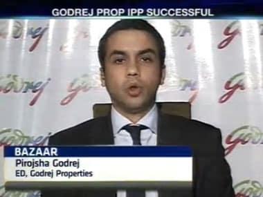 Pirojsha Godrej takes over the reins of Godrej Properties