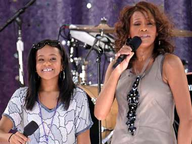 Whitney Houston's daughter still on life support, says family