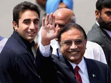 Pakistan: Asif Ali Zardari, son Bilawal to contest Parliamentary polls