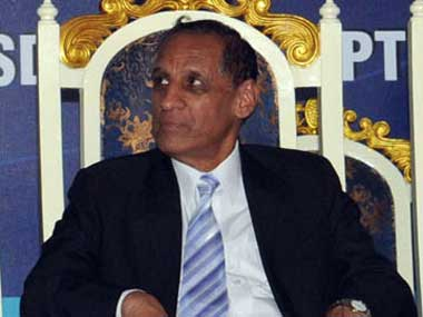 File photo of Andhra Pradesh Governor ESL Narasimhan. Image courtesy: PIB