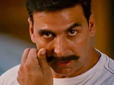 The return of moustaches on Bollywoods leading men