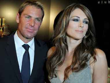 Warne asks ex-wife to let go, defends Hurley's 'Mummy 2' nickname