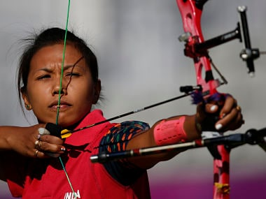 Womens archery team eliminated after narrow loss to Denmark