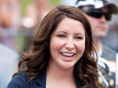 Bristol Palin back in dance show