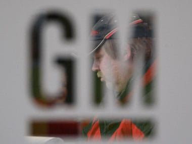 GM sacks global marketing chief over Man United deal