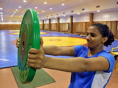 File image of Geeta Phogat. Reuters