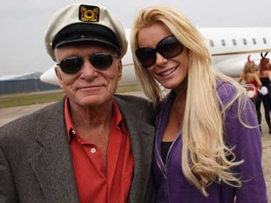 Don't mind being used by women: Hefner