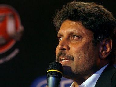File image of Kapil Dev. AFP