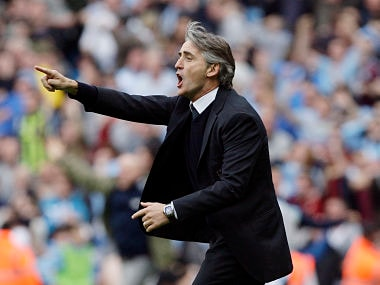 Former Manchester City boss Roberto Mancini expresses interest in Italy coaching job