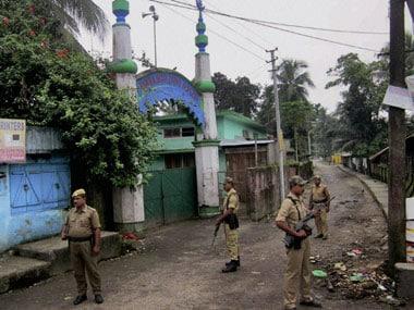 Northeast train services disrupted over Assam violence