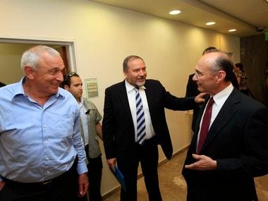 File image of Israel's foreign minister Avigdor LiebermanReuters