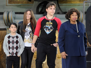 Michael Jackson's son breaks silence on family drama