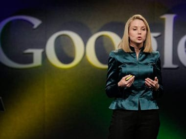 Yahoo hires Google's Marissa Mayer as its CEO
