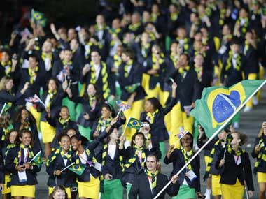 After a medal record in London, Brazil eye top-10 finish in Rio