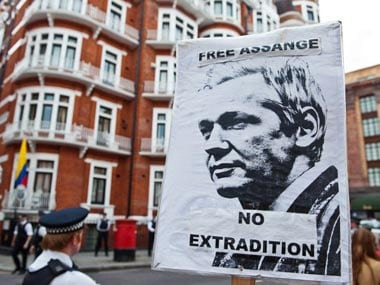 Wikileaks founder Julian Assange to give live statement today