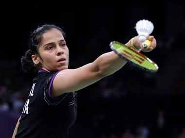 Saina was in superb touch. AP