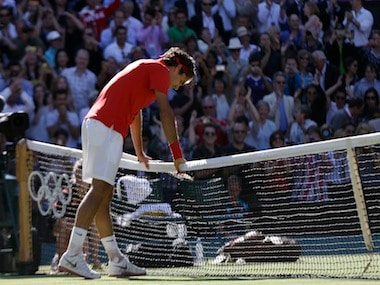 An Olympic final: something new for Federer