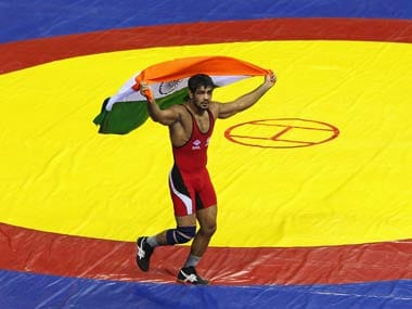 After Dutt's win, can Sushil Kumar win India its sixth medal?