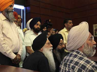The disappearing Sikh turban: Sacred symbol, shorthand for terror