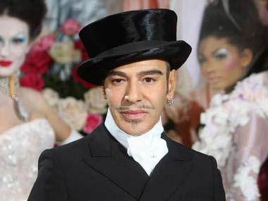 John Galliano stripped of French honour over anti-Semitic remarks