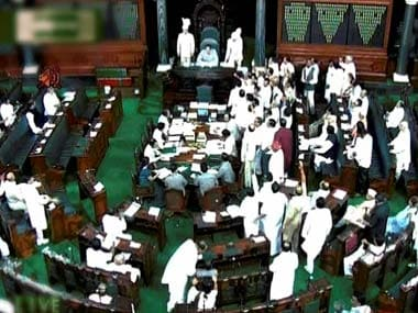 Not allowing Parliament to function is also important work, says BJP