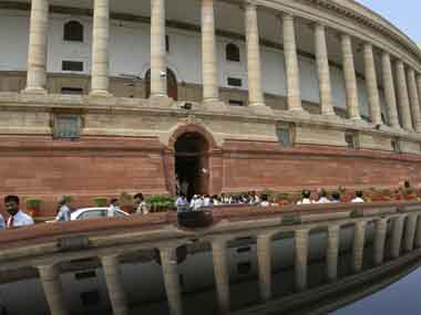 Monsoon session of Parliament from Wednesday