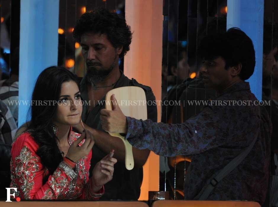Katrina Kaif on the sets of Jhalak Dikhla Jaa. Sachin Gokhale/Firstpost