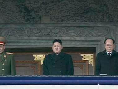 North Korea's leader Kim Jong-un. Reuters